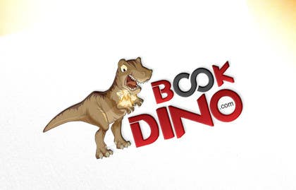 #28 untuk Design a Logo for BOOKDINO.com oleh javedg