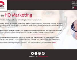 #21 for Build a Website for HQ Marketing by aryamaity