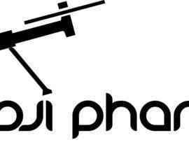 #17 untuk Design a Logo DJI Phantom 3 Drone quadcopter oleh kimuss