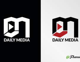 #445 for Design a Logo for Daily Media af Franstyas
