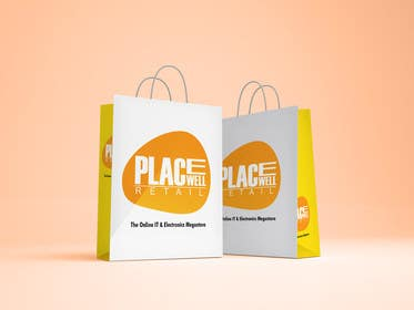 Nro 1 kilpailuun Create Print and Packaging Designs for Carry Bags käyttäjältä sameer6292