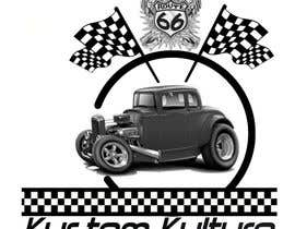 #25 for Design a T-Shirt for hot rod enthusiasts af LimeByDesign