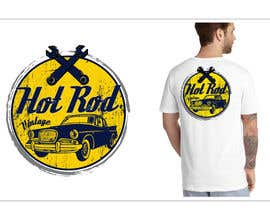passionstyle tarafından Design a T-Shirt for hot rod enthusiasts için no 12