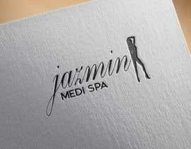 Nro 23 kilpailuun Jazmin Medi Spa logo käyttäjältä AhmedElewa0057