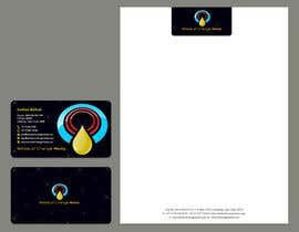 #16 cho Design a letterhead and business cards for a events company bởi einsanimation