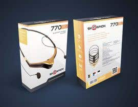 #28 untuk Create Print and Packaging Designs for Skorpion Bluetooth Headset oleh jonapottger