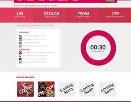 #26 for Design a Website Mockup for CSGOCasino.net af vivekdaneapen