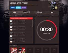#30 for Design a Website Mockup for CSGOCasino.net af creator9