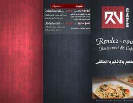 #19 for I need some Graphic Design for Restaurant Menu by adelalmalki