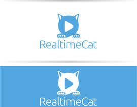 #86 for Design a Logo for RealTimeCat.com by masimpk