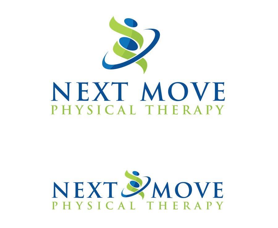 Kilpailutyö #85 kilpailussa Design a Logo for Next Move Physical Therapy
