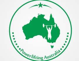#21 untuk Design a Logo for Powerlifting Australia oleh wahyuguntara5