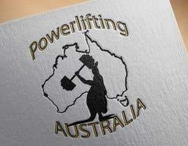 #10 untuk Design a Logo for Powerlifting Australia oleh NoTimeForLife