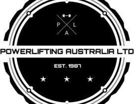 #3 untuk Design a Logo for Powerlifting Australia oleh IamRKA