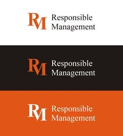 #179 for Design a Logo for: Responsible Management af Press1982