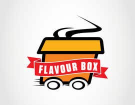 #37 untuk Design a logo for a take away restaurant called 'FLAVOUR BOX' oleh id55
