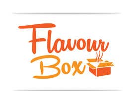 #27 for Design a logo for a take away restaurant called 'FLAVOUR BOX' af georgeecstazy
