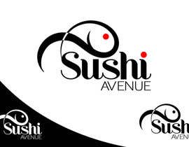#19 cho Design a Logo for SUSHI AVENUE bởi zetabyte