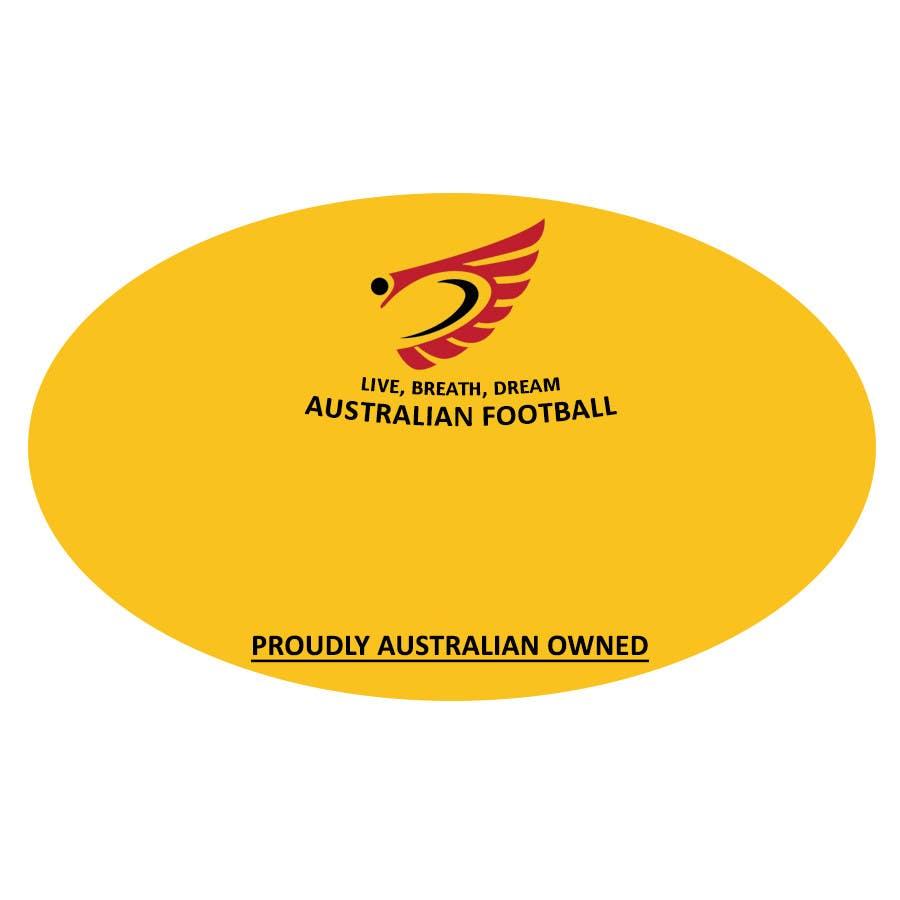 Penyertaan Peraduan #13 untuk Simple design for Football