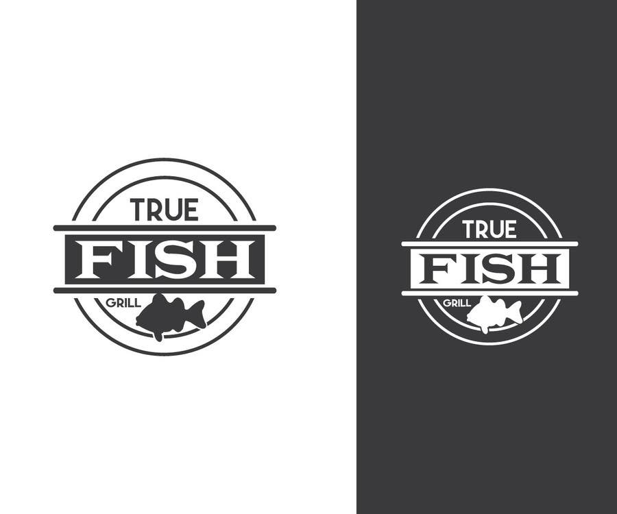 Penyertaan Peraduan #34 untuk Design a Logo for Restaurant - True Fish Grill