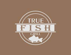 #20 for Design a Logo for Restaurant - True Fish Grill af stoilova