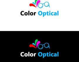 #7 untuk Logo design optician oleh MadaSociety