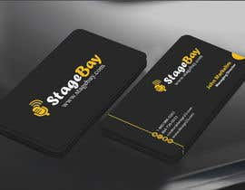mamun313 tarafından Design business cards for Stagebay için no 44