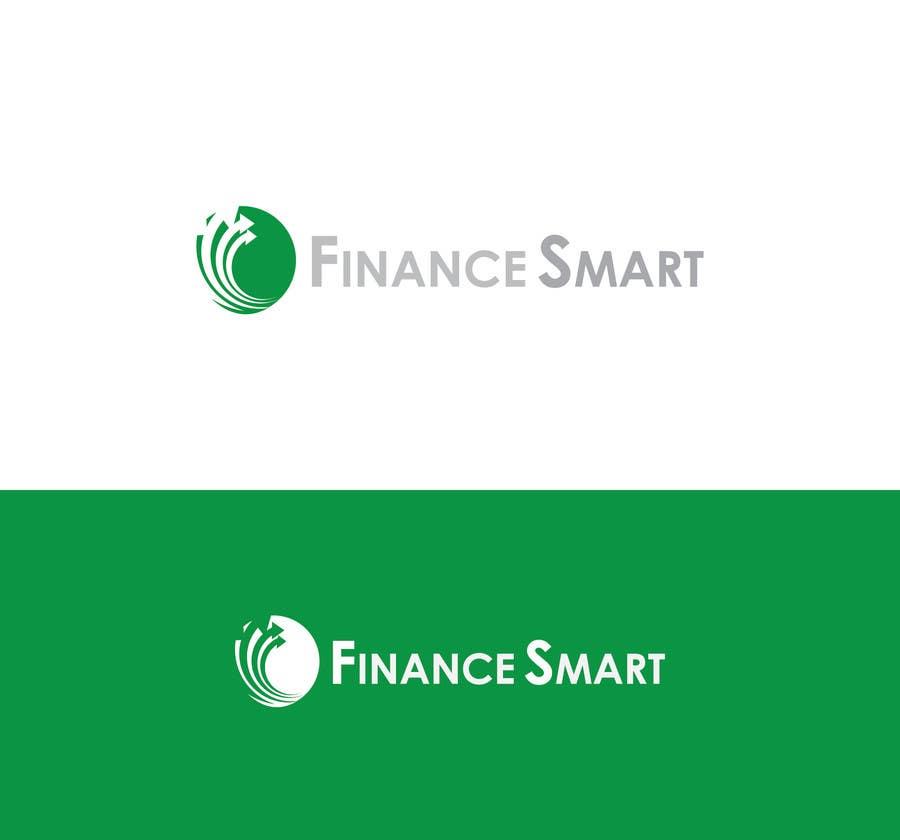 "Kilpailutyö #151 kilpailussa Design a Logo for ""finance smart"""