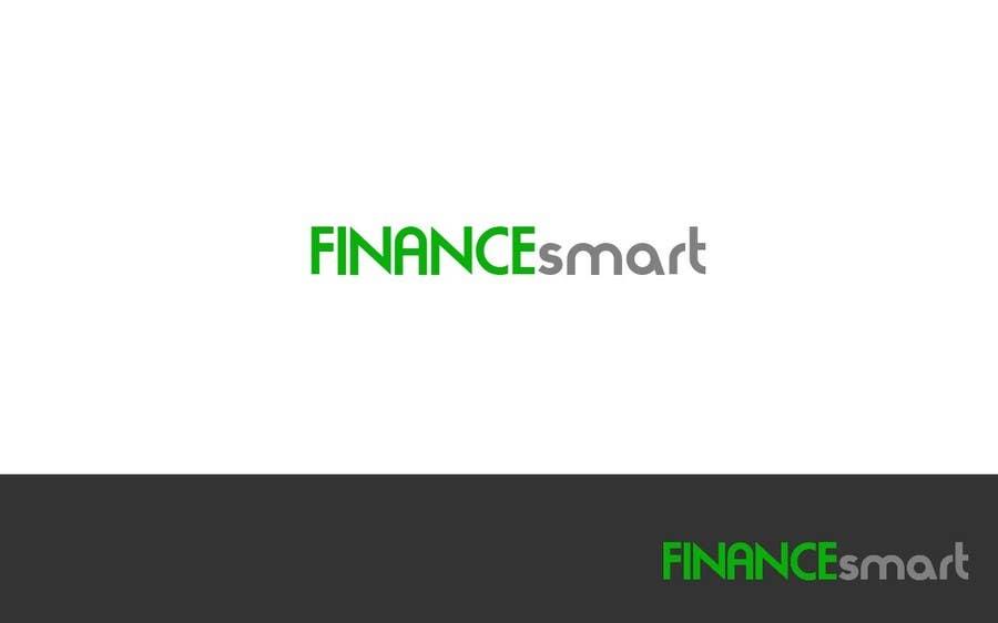 "Kilpailutyö #113 kilpailussa Design a Logo for ""finance smart"""