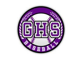 #12 for Design a Logo for GHS baseball by Tommy50