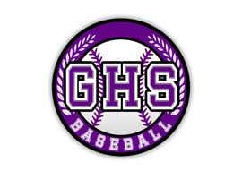Nro 12 kilpailuun Design a Logo for GHS baseball käyttäjältä Tommy50