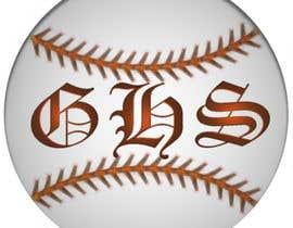 Nro 18 kilpailuun Design a Logo for GHS baseball käyttäjältä abdelengleze