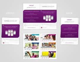 Nro 8 kilpailuun Design a Flyer for a vitamins & supplement product line käyttäjältä Hardiq108
