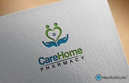 SergiuDorin tarafından Design a Logo for Care Home Pharmacy için no 78