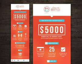 #18 for Design a Flyer / Infographic for OBT by alexdd91
