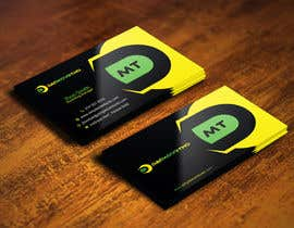 #50 for Design some Business Cards. by gohardecent