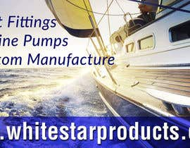 #46 for Design a banner for White Star Products af s04530612