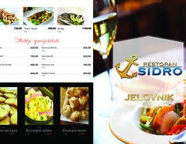 #7 cho Design a menu for a restaurant bởi abudabi3