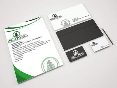 Nro 63 kilpailuun Develop a Corporate Identity for logo design, Unique style, business cards, letterheads, compliment slips käyttäjältä alikarovaliya
