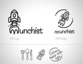 #12 untuk Design a Logo for a food delivery service! oleh lunacyart