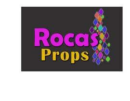 #33 untuk Design a Logo for Rocas Props oleh gopalnitin