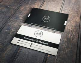 #86 for Design some AWESOME Business Cards for Chab Pte Ltd by Fgny85