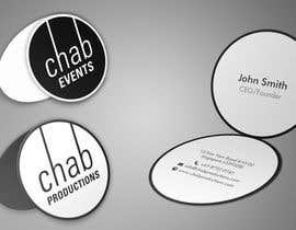 #41 untuk Design some AWESOME Business Cards for Chab Pte Ltd oleh einsanimation