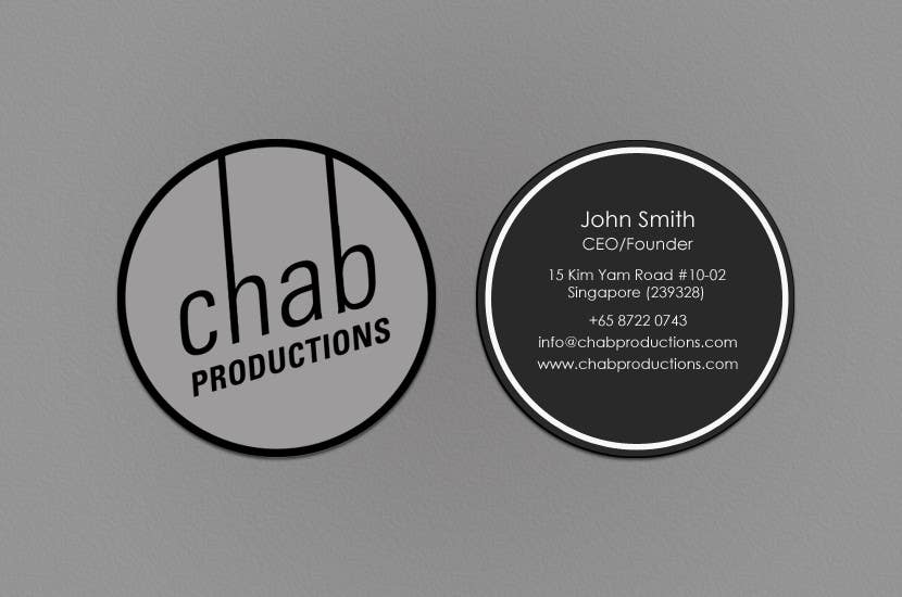Entry #43 by einsanimation for Design some AWESOME Business Cards