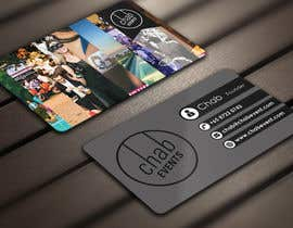 #18 for Design some AWESOME Business Cards for Chab Pte Ltd by Derard
