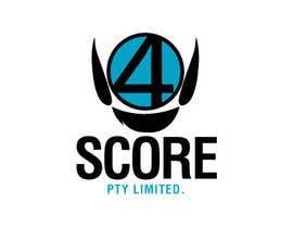 jaywdesign tarafından Design a logo for 4Score için no 23