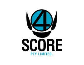 #23 untuk Design a logo for 4Score oleh jaywdesign