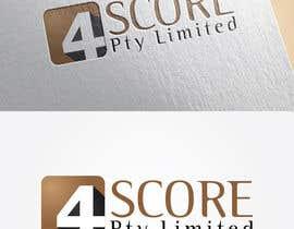 #6 untuk Design a logo for 4Score oleh artimates