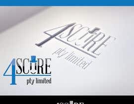 #34 untuk Design a logo for 4Score oleh zamroni1705