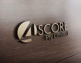 #14 untuk Design a logo for 4Score oleh rohit4sunil
